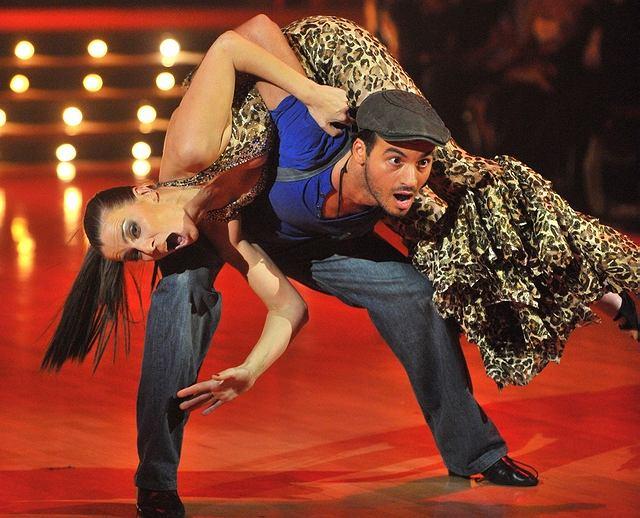 Zwycięzcy ósmej edycji ''TzG'' - Agata Kulesza i Stefano Terrazzino