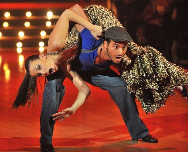 Robert i Kim tańczą z gwiazdami na randkach