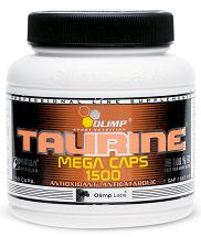 Taurine MegaCaps