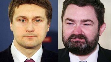 Posłowie PiS: Zbonikowski i Karski