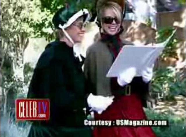 Britney Spears kolęduje /Youtube.com
