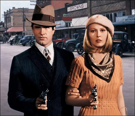 Legendarni Bonnie i Clyde
