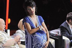 Już raz na planie programu Jak oni śpiewają  Edyta Górniak pojawiła się z poduszką pod sukienką. Tym razem włożyła pod nią balon i znów udawała ciążę. Chyba po prostu bardzo chciałaby w niej być!