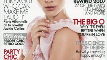"Monika Jagaciak ""JAC"" na okładce magazynu Elle Singapur"
