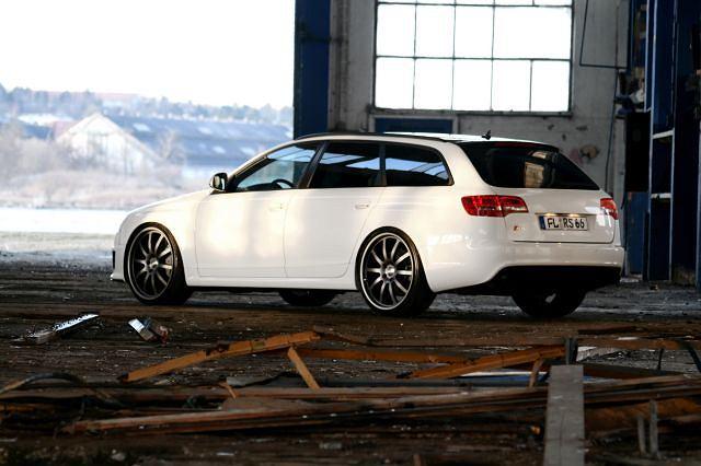 Avus Audi RS6 V10 Biturbo
