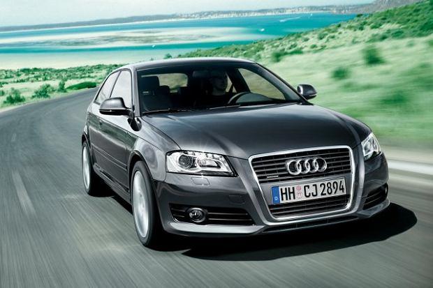 Elektryzujące Audi A3