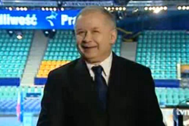 Jarosław Kaczyński fot. youtube.com