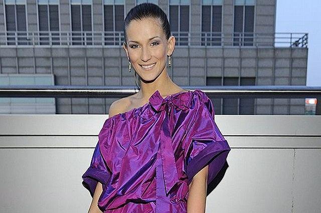 Ania Bosak to jedyna uczestniczka