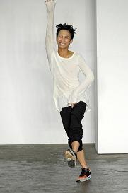 NEW YORK Fashion week september 2008 _ALEXANDER_WANG READY TO WEAR SPRING SUMMER 2009   PHOTO : EAST NEWS / ZEPPELIN