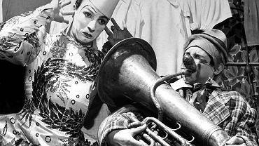 Rok 1948, francuscy cyrkowcy. Według badań poziom dźwięku, z jakim stykają się zawodowi muzycy, przekracza dopuszczalne normy i jest szkodliwy dla słuchu