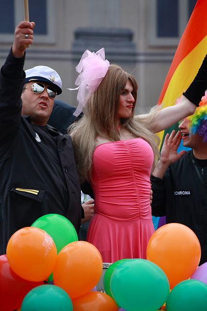 Zdjęcie numer 3 w galerii - Parada Równości przeszła przez stolicę