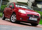 Fiat Grande Punto 1.6 - test   Za kierownicą