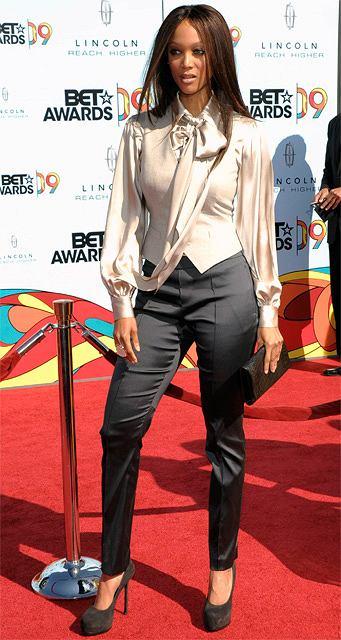Tyra Banks fot. AP Photo/AG