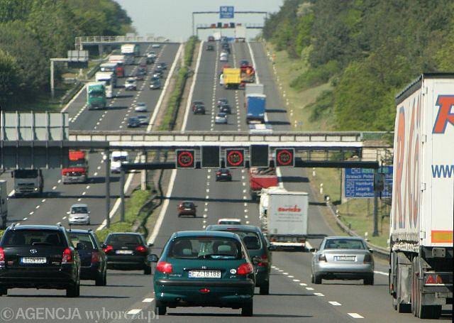Autostrada numer 10 w Niemczech. Czy już niedługo za przejazd nią będziemy musieli zapłacić?