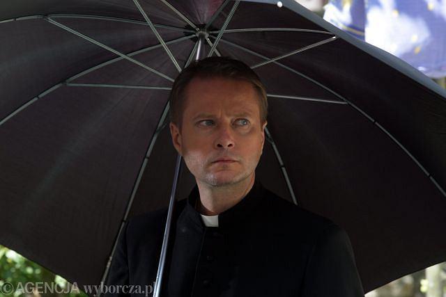 Artur Żmijewski jako tytułowy bohater