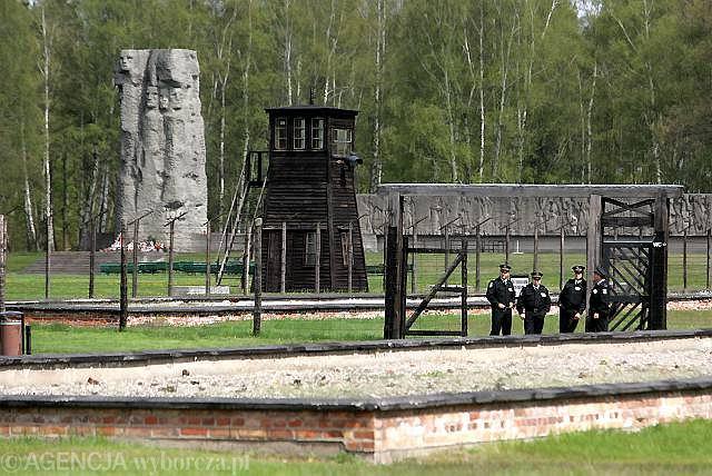 60. rocznica wyzwolenia obozu Stutthof