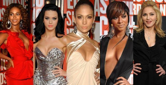 Kto pojawił się na gali, z kim przyszedł i jak wyglądał? Zobacz zdjęcia z rozdania nagród MTV VMA.