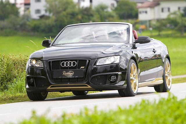 Audi A5 od ABT