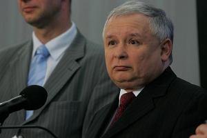 Jarosław Zawsze Dziewica Kaczyński - prezes PiS