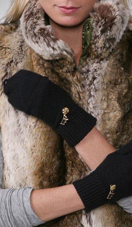 Rękawiczki Juicy Couture