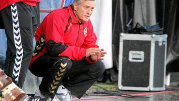 Duszan Radolsky jako trener Polonii Warszawa