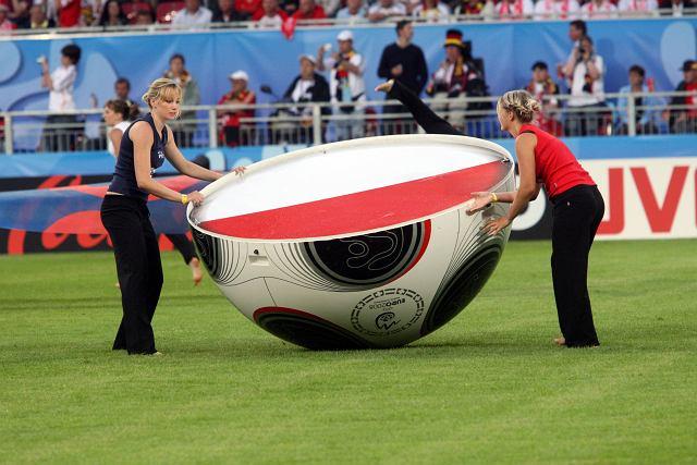 8.06.2008, Klagenfurt, Niemcy - Polska 2:0