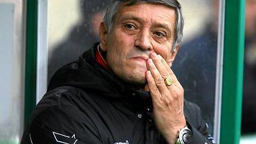 Dusan Radolsky też był zainteresowany prowadzeniem mistrza Polski