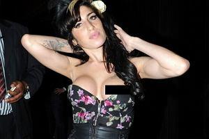 Amy Winehouse zaledwie kilka dnie temu zaprezentowała nowe większe piersi.