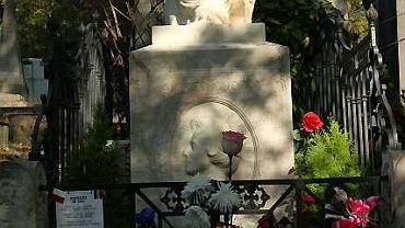 Pere-Lachaise, grób Fryderyka Chopina