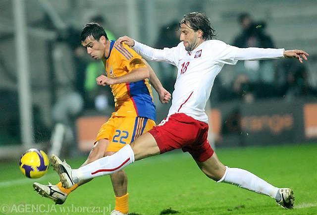 Kamil Kosowski jeszcze w reprezentacji narodowej