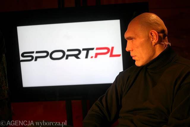 Nikołaj Wałujew w Sport.pl