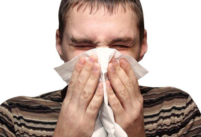 Higieniczny tryb życia oraz silna odporność może uchronić nas przed przeziębieniem.