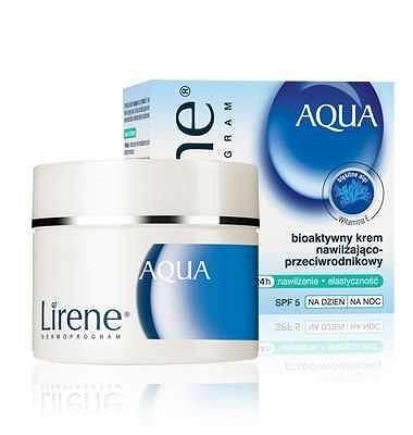 Lirene, Bioaktywny krem nawilżająco - przeciwrodnikowy