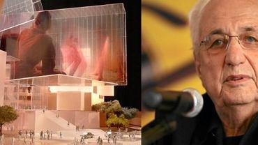Projekt Camrimage Łódź Center/Frank Gehry