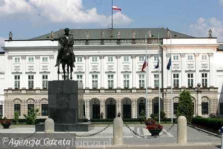 Pałac Prezydencki na Krakowskim Przedmieściu