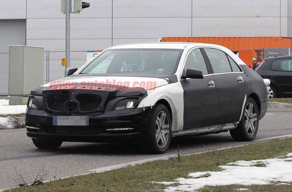 Mercedes klasy S 2011