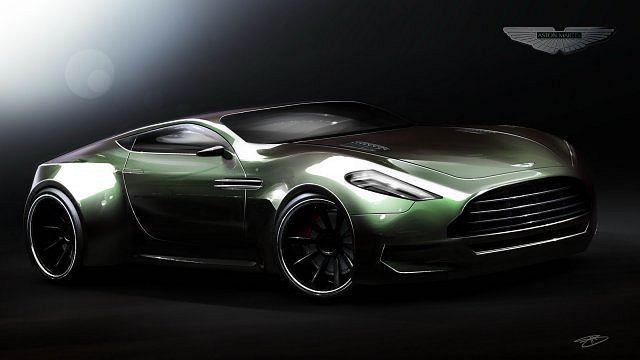 Aston Martin Veloce Concept