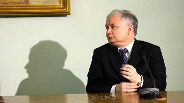Jarosław Kaczyński przed komisją do spraw nacisków