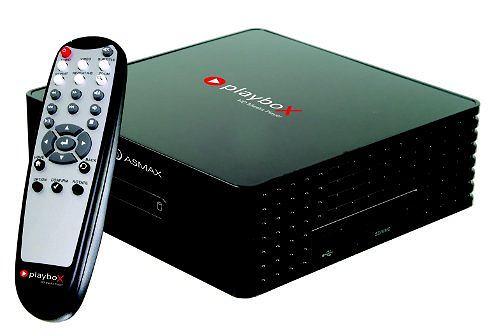 Asmax Playbox: Full HD