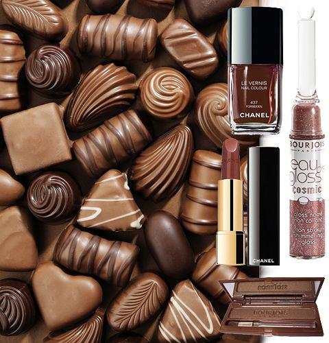 Inspiracja czekoladą