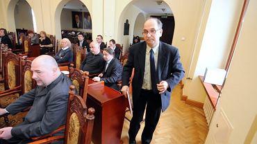 Prezes Jacek Wojciechowski (z prawej)