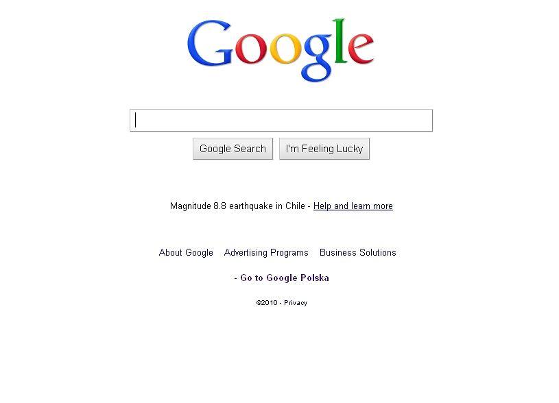 Nowy Google.com
