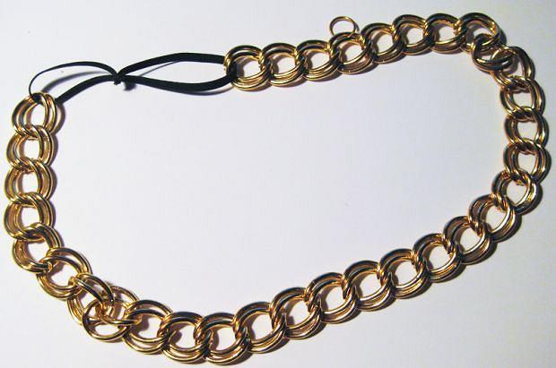 Instrukcja DIY - łańcuchy