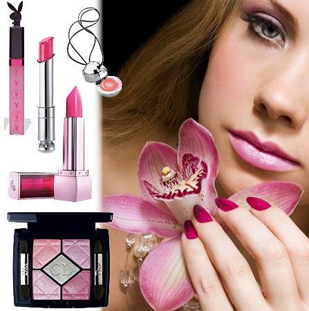 Hit czy kit - różowe kosmetyki do makijażu