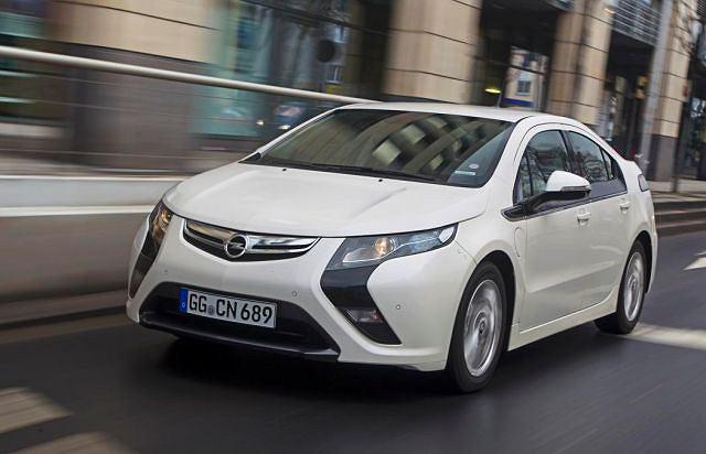 Opel Ampera jest nagrodą główną dla najbardziej ekologicznego kierowcy w Europie