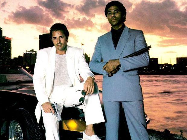 Miami Vice, Policjanci z Miami