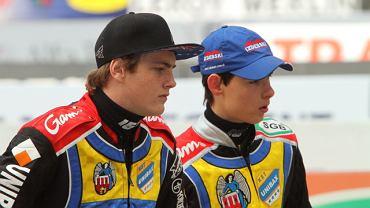 Darcy Ward i Kamil Pulczyński.