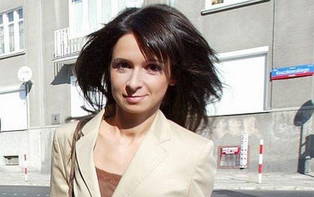 Marta Kaczyńska w dniu wyborów prezydenckich