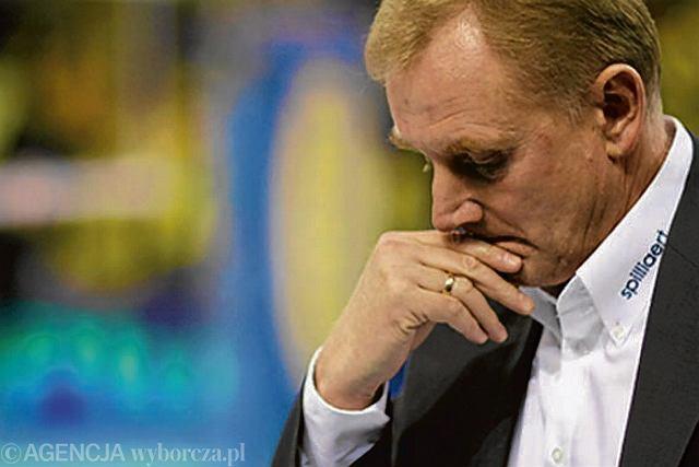 Jacek Nawrocki, trener Skry ma o czym myśleć