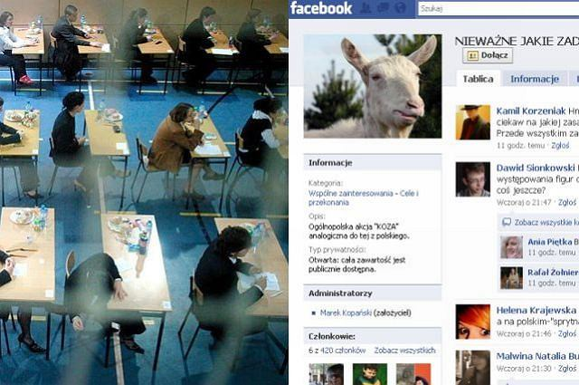 Akcja 'Koza' Fot. AG/Facebook